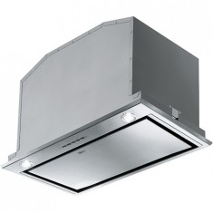 Õhupuhastaja Franke BOX+ STINELESS STEEL, FBI 537 XS LED, integreeritav, RV teras, 52 cm, 690m3/h, 65dB