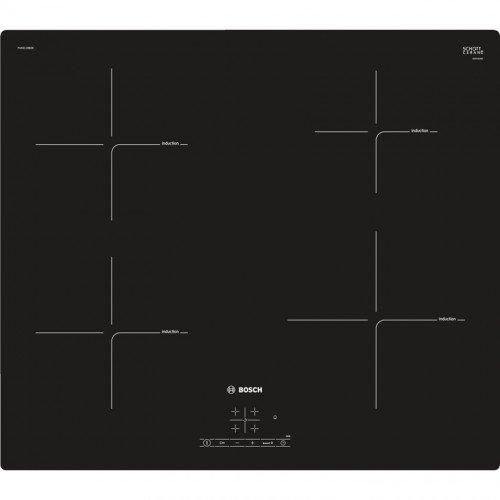 Pliidiplaat Bosch, 4 x induktsioon, 60 c..