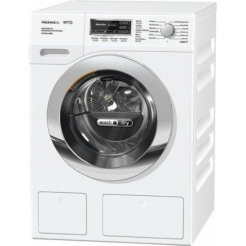 Pesumasin-kuivati Miele WTZH730 WPM, 8/5 kg, A, 1600 p/min, valge