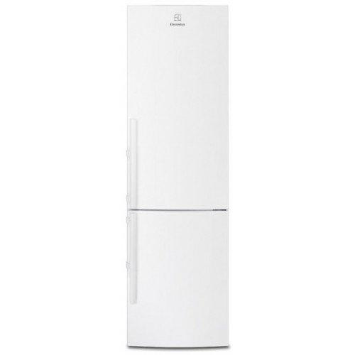 Külmik Electrolux, FrostFree, 201 cm, A++, 43dB, elektrooniline juhtimine, valge