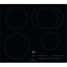 Pliidiplaat AEG, 4 x induktsioon, 60 cm, must
