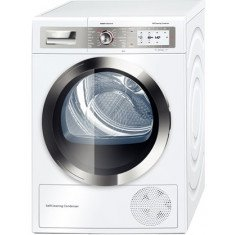 Kuivati Bosch soojuspumbaga, 8 kg, TFT, A+++, valge
