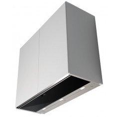 Integreeritav õhupuhastaja Falmec MOVE must 60cm, 800m3/h, LED 2x1,2W (3200K), rv teras AISI304/must klaas