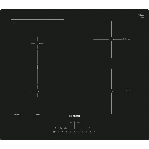 Pliidiplaat Bosch, 4 x induktsioon, 60 cm, mu..