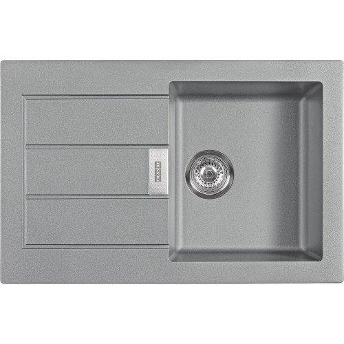 Valamu Franke SID 611-78 (käsitsi avatav), urban grey