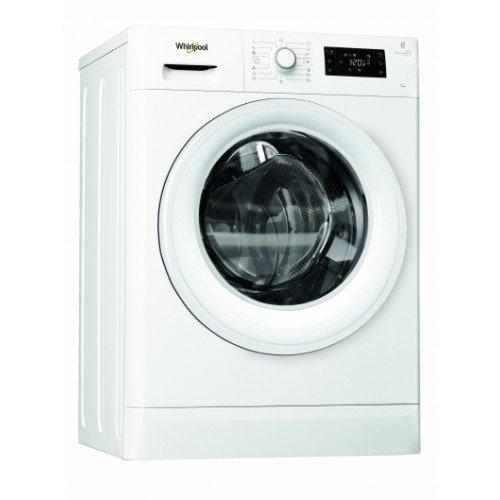 Pesumasin Whirlpool, eestlaetav, 7 kg, A+++, 1200 p/min, valge
